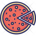 Pizza Food Italian Food Icon