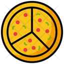 Pizza Italian Food Junk Food Icon