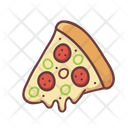 Food Pizza Fastfood Icon