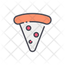 Pizza Pizza Slice Slice Icon