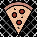 Pizza Slice Tasty Icon
