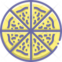 Pizza Slice Fresh Icon