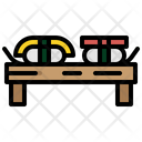 Bistro Food Japanese Icon