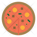 Bistro Food Pepperoni Icon