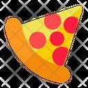 Pizza Fast Food Italian Food Icon