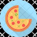 Pizza Restaurant Concept Icon
