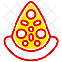 Pizza Slice Italian Icon