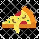 Pizza Italian Slice Icon