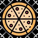 Pizza Slice Food Icon