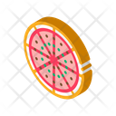 Pizza Cut Food Icon