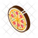 Pizza Italy Meal Icon