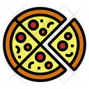 Pizza Food Fast Icon