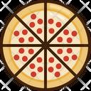 Pizza Cuisine Bread Icon