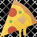 Pizza Italian Fast Icon