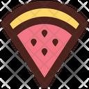 Pizza Pizza Slice Itlian Food Icon