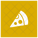 Pizza Food Slice Icon