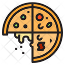 Pizza Food Italy Icon