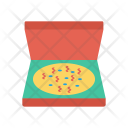 Pizza Junk Fastfood Icon