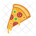 Pizza Food Meal Icon