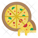 Pizza Food Delivery Icon