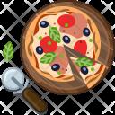 Pizza Italy Restaurant Icon