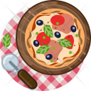 Pizzeria Lunch Cooking Icon