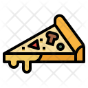 Pizza Fast Food Icon