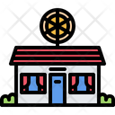 Pizza Cafe Icon