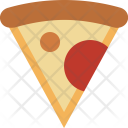 Pizza Cheese Fast Icon