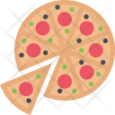 Pizza Cook Cooking Icon