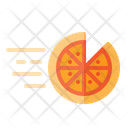 Pizza Delivery Fast Pizza Delivery Fast Delivery Icon