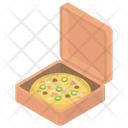 Pizza Delivery Fast Food Restaurant Food Icon