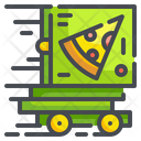 Pizza Delivery Pizza Delivery Icon