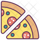 Pizza Fastfood Eat Icon