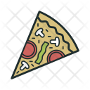 Pizza Food Fastfood Icon