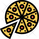 Pizza Kitchen Cooking Icon