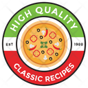 Pizza Logo Icon