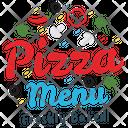 Pizza Menu Icon