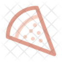 Pizza Slice Italian Food Icon