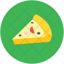 Pizza Piece Food Icon