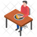 Pizza Restaurant Icon