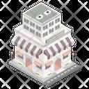 Building Architecture Restaurant Icon