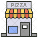 Pizza Shop Pizza Takeaway Pizza Restaurant Icon