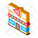 Food Pizza Restaurant Icon