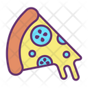 Ipizza Pizza Slice Pizza Icon