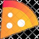 Slice Pizza Slice Dinner Icon