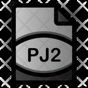 Pj 2 File Icon