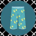 Pjama Pants Cloth Icon