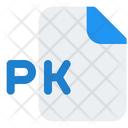Pk File Icon