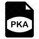Pka File Icon